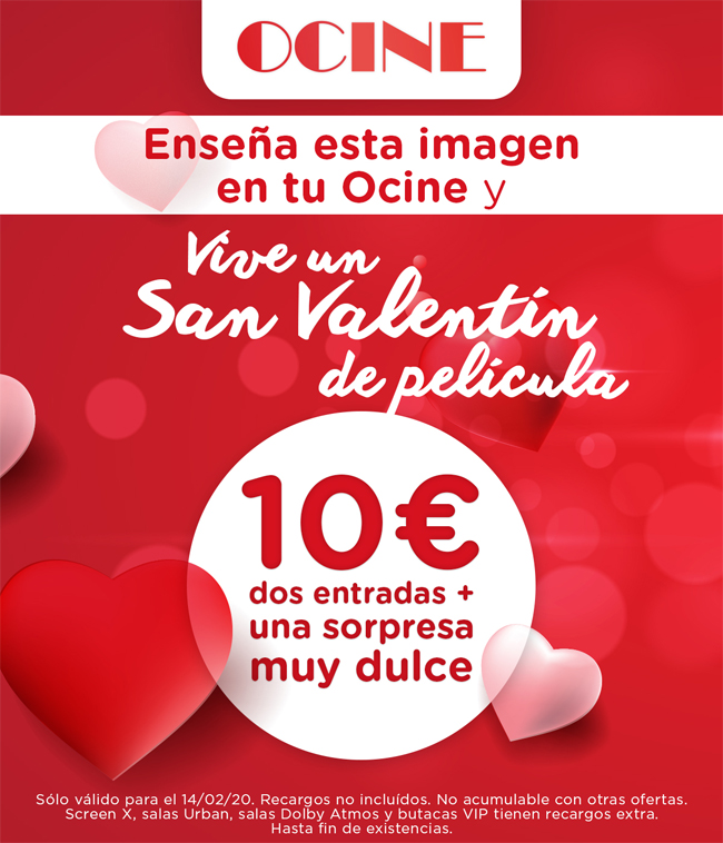 OCINE SANT VALENTI 2020 DOWNLOAD WEB CAS 10EUROS